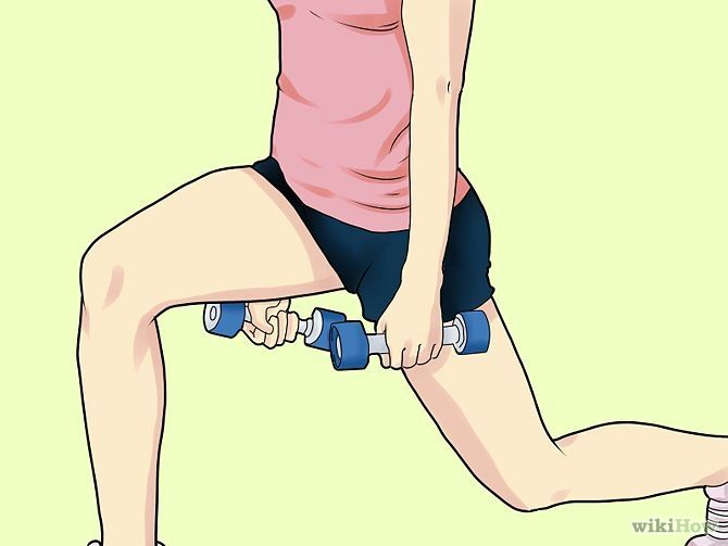 Levanta pesas durante 30 minutos después de cada sesión de ejercicio cardiovascular. Realiza varios ejercicios de levantamiento de pesas que hagan trabajar a los bíceps, tríceps, pectorales, dorsal ancho, deltoides anterior e interior.