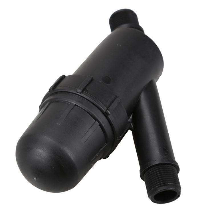 V1nf DN25PE 3/4インチスクリーンフィルター噴霧器ガーデニング点滴灌漑