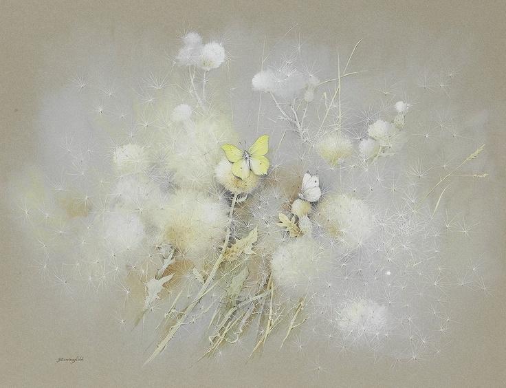 Английский художник Гордон Beningfield (1936 - 1998) | Бесподобные акварели с аукциона.. Комментарии : LiveInternet - Российский Сервис Онлайн-Дневников -English painter Gordon Beningfield (1936-1998) | Wonderful watercolours at auction.