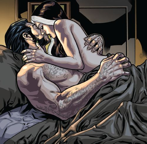 Wolverine and Rogue - E-Hentai Galleries