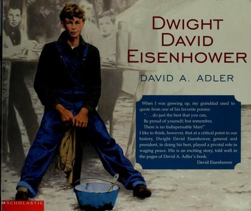 Cover of: Dwight David Eisenhower by David A. Adler