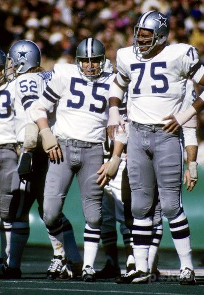 Lee Roy Jordan, Jethro Pugh, Dallas Cowboys