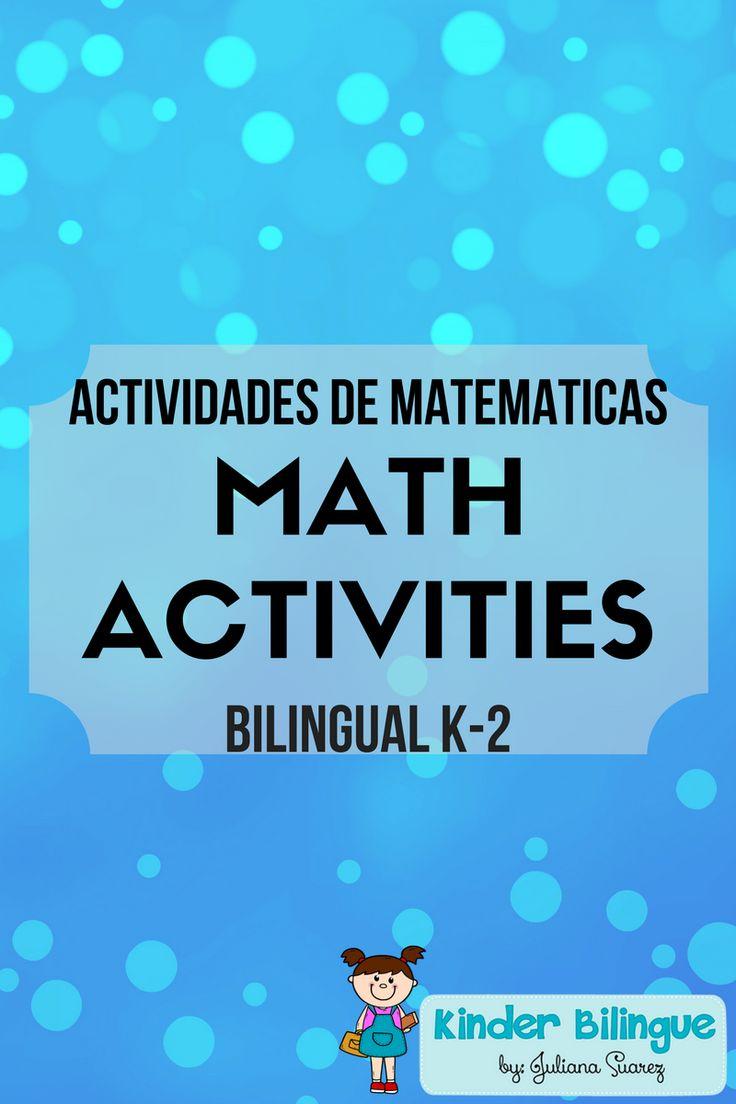 31 best Actividades de Matemáticas/ Math Activities images on ...
