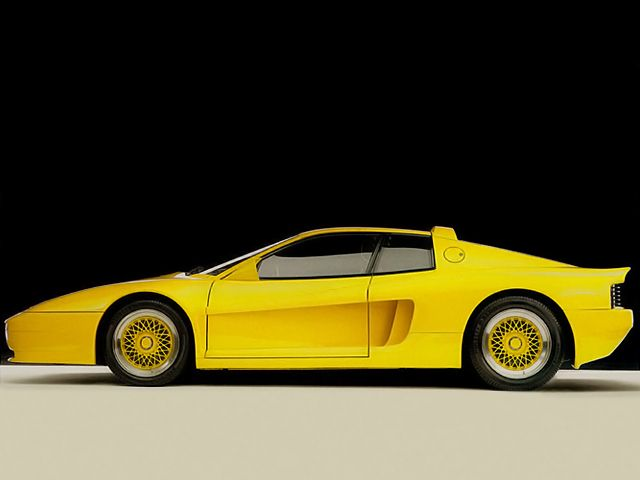 Gemballa Ferrari Testarossa