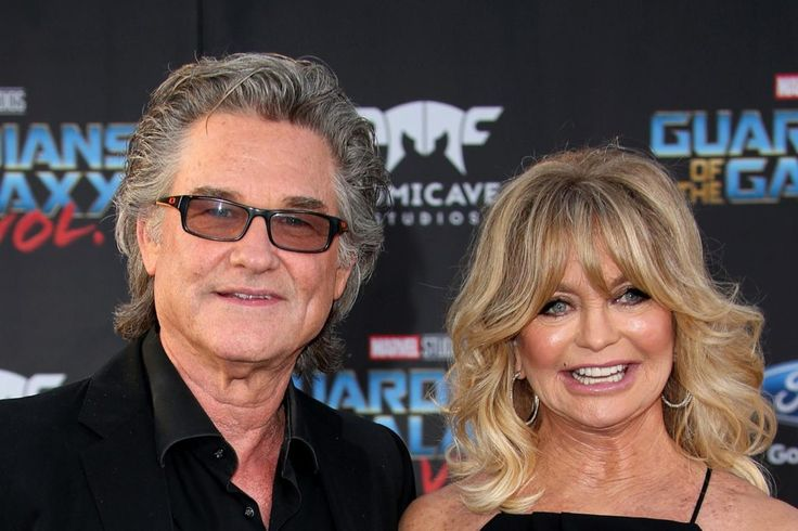 Kurt Russell and Goldie Unexpected Announcement