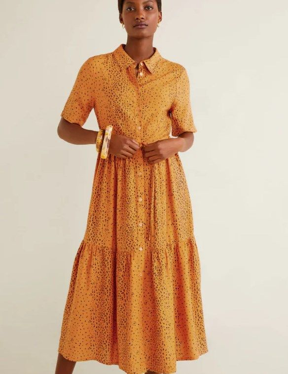 Mango Yazlik Elbise 2019 Trendler Ve Moda Mango Ilkbahar Yaz Elbise Modelleri 2019 2020 Mango Mango2019 Dresses Springsumme Gomlek Elbise Moda Trendler