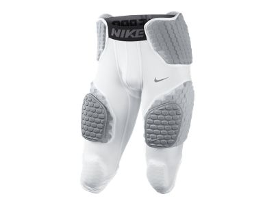 Nike Pro Combat Hyperstrong Compression 13 Padded Men\u0027s 3/4 Football Pants  - $110