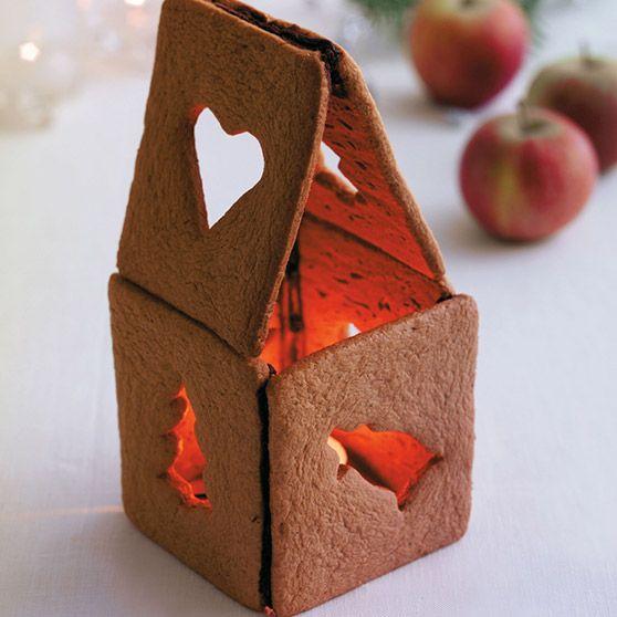 Lygter af brunkager, jul, dansukker, juleri med børnene, kage, inspiration, opskrift, christmas