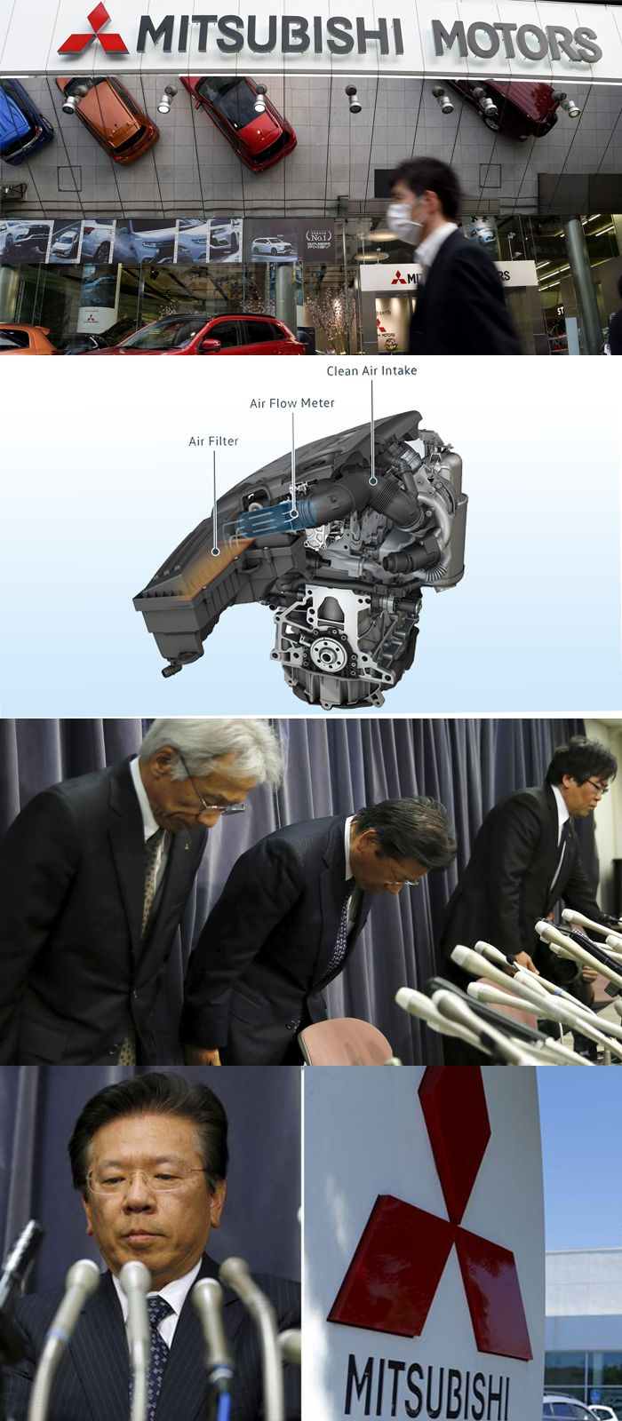 #Mitsubishi Admitted the Rigging #Fuel Tests For more information visit link:  http://www.engines4sale.co.uk/blog/category/mitsubishi/