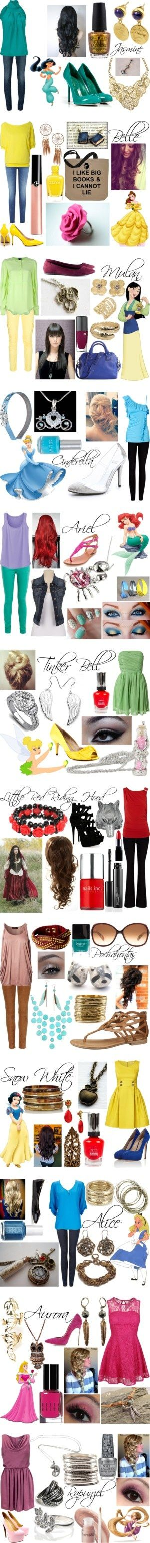"""Once Upon a Time....."" by fashion-police-28 on Polyvore:"