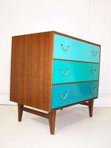 Meredew Tola chest of drawers, painted furniture, painted dresser