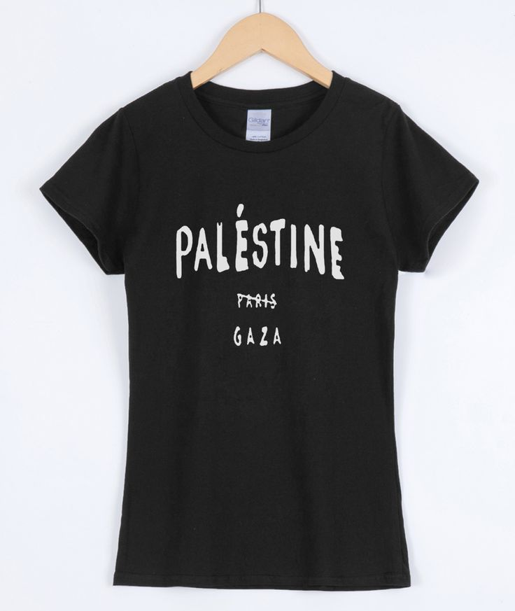 >> Click to Buy << Funny Palestine Paris Gaza 5sos Design 2017 Women's T-shirts Slim Fit Casual Female T-shirt Tees Fashion Normal Top Shirt Kpop #Affiliate