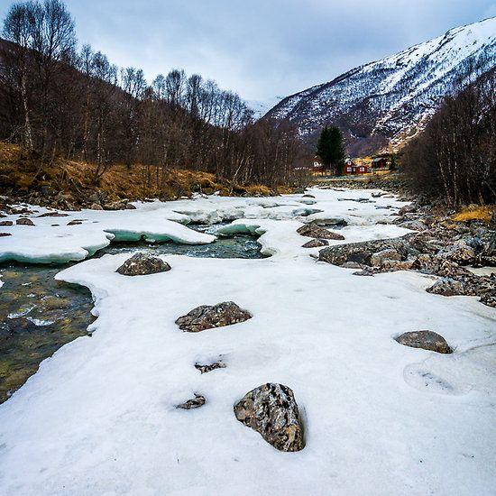 Norwegian trip. Day one.