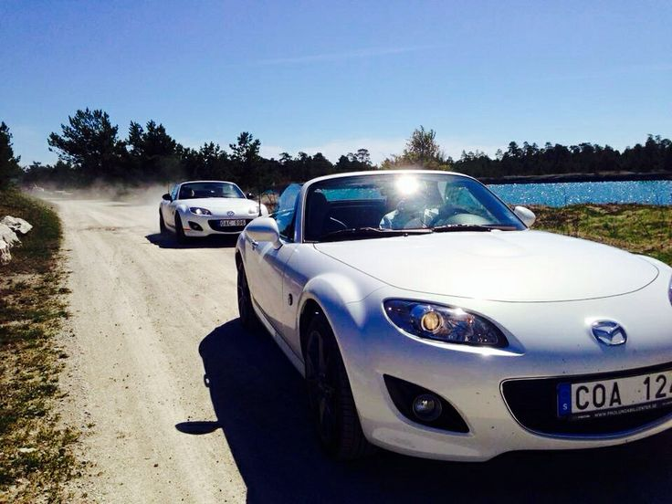 #mx5:s at the #bluelagoon #Gotland