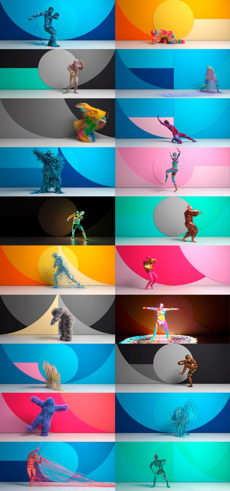 Light it Up (feat. Nyla & Fuse ODG) de Major Lazer [Music Video Remix] por Method Studios | METALOCUS