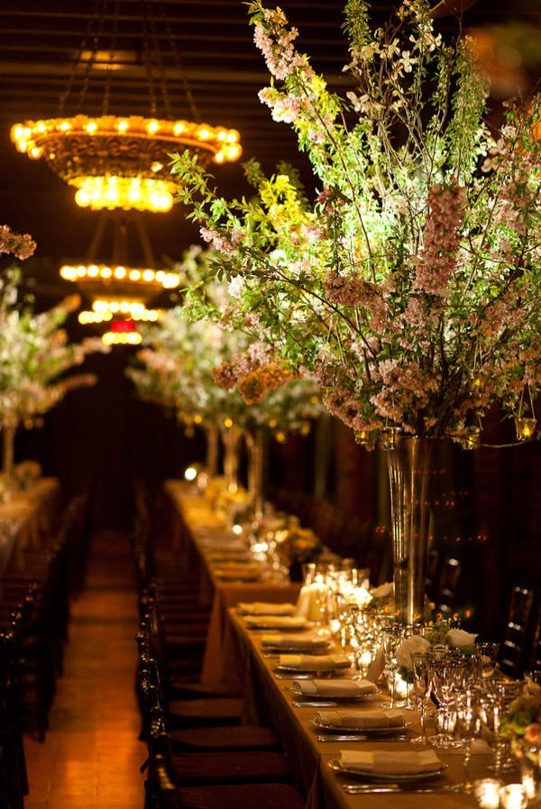 The Bowery Hotel Wedding by Daughter of Design   Style Me Pretty