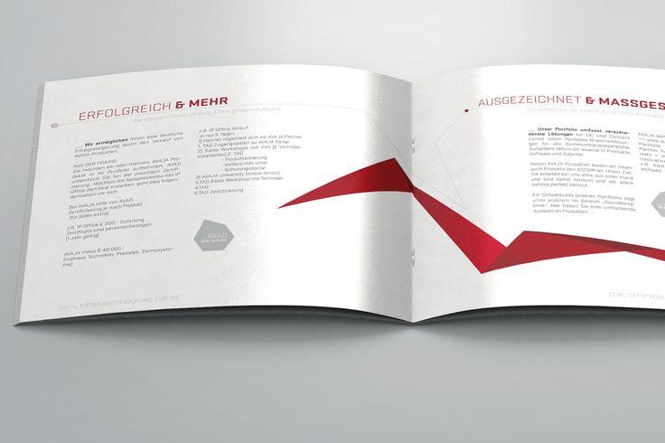AVAD | Logo Redesign, Corporate Design, Imagefolder by Big Pen