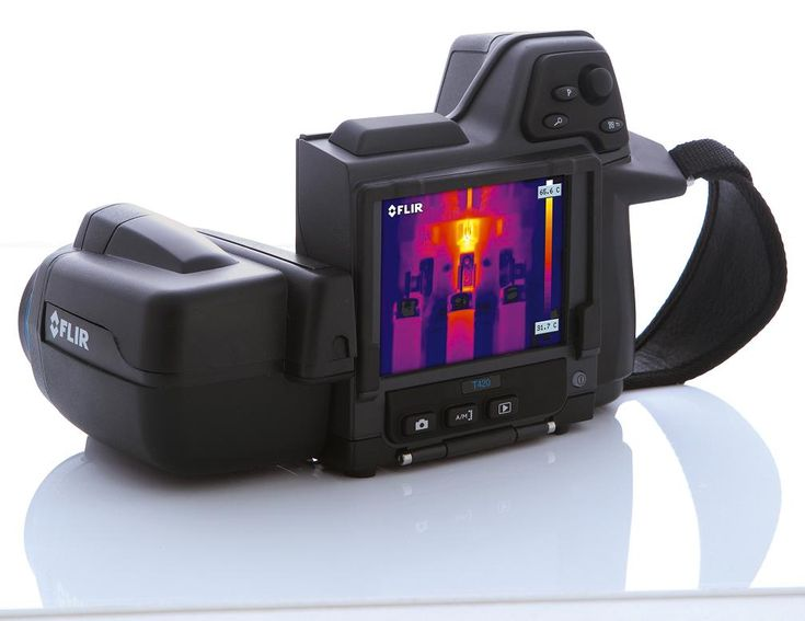 Thermal Imaging Cameras: Seeing the Invisible - ToolBoom Online Store