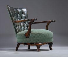 Armchair, England, 1930's