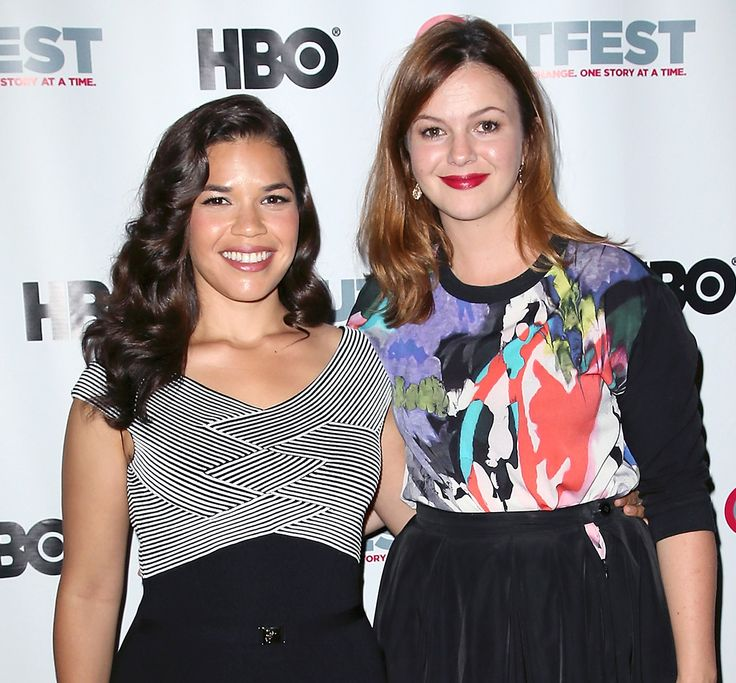 "America Ferrera, Amber Tamblyn Go on Double Dates ""All the Time"": Sisterhood of the Traveling Pants Costars Remain Close"