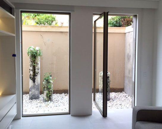 Kirribilli - David Seldon Design | Vitrocsa Pivot Doors