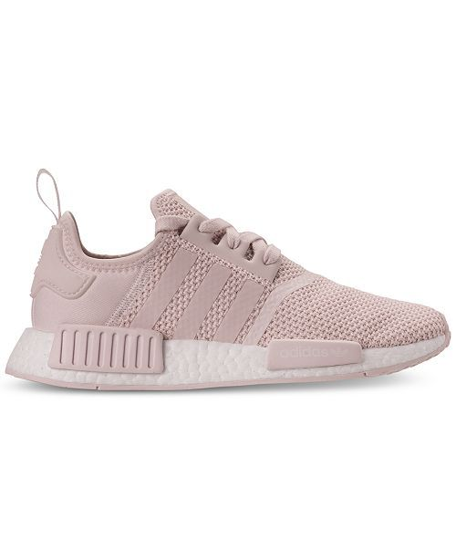 a7788a408 adidas Women s Nmd R1 Casual Sneakers from Finish Line - Purple 9.5 ...