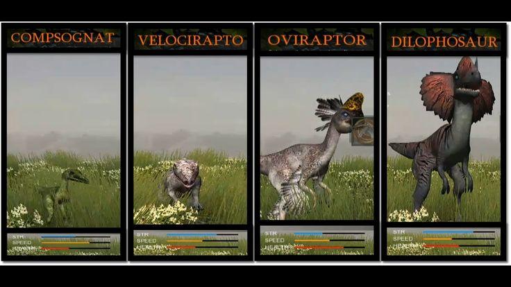 """Dinos Online Start Characters  Best #dinosaurs and monster combat game. """"Dinos Online""""I'd like you to review this #game, Dinos Online  #dinos, #online, #dino, #dion, #monster, #safari, #dinosaur, #dragon, #star, #alien, #giant, #war, #animal,#velociraptor, #rpg, #t-rex, #realtime, #fight, #hunter, #battle, #breeding, #trib, #grab, #kingkong, #pvp, #jurassic, #game ▶googleplay : https://goo.gl/Il0TIQ ▶appstore : https://goo.gl/ME8njf"""
