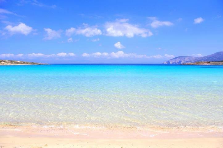 GREECE CHANNEL | Pori Beach in Koufonisi Island, Cyclades, Greece