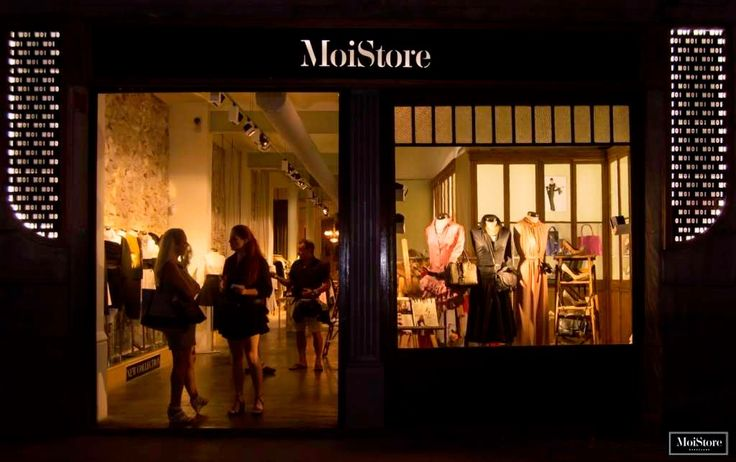 Moistore #Barcelona #moda en el Borne #shopping #fashion