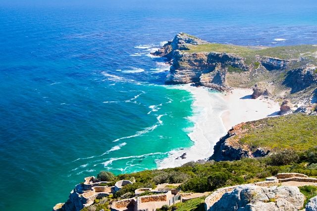 Smitswinkel Beach, Cape Point, South Africa