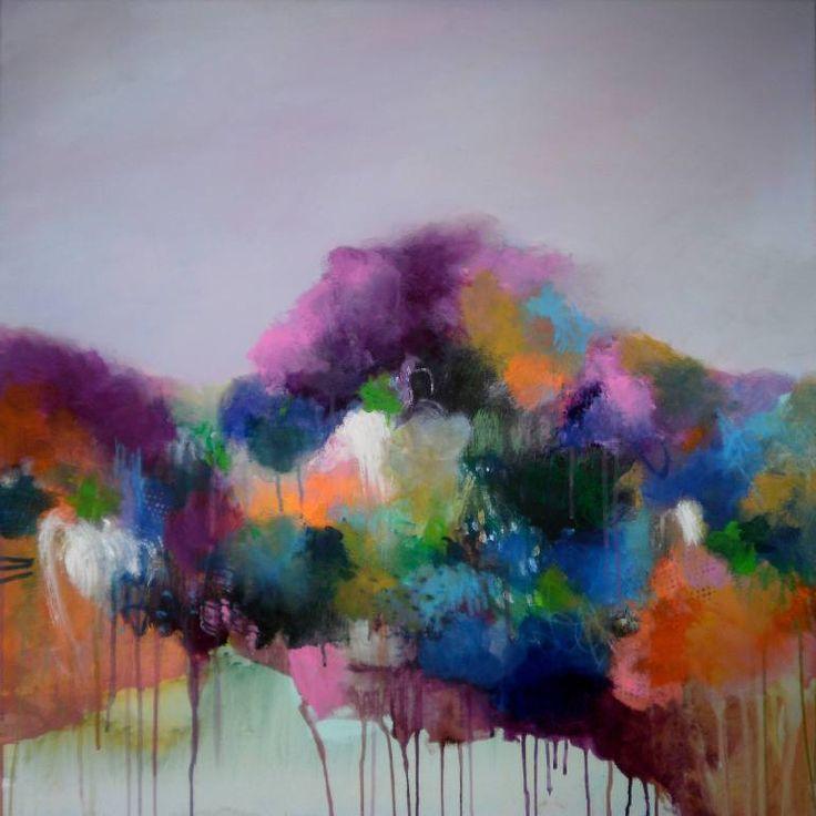 """Saatchi Art Artist Anna Schueler; Painting, """"Heaven Can Wait"""" #art"""