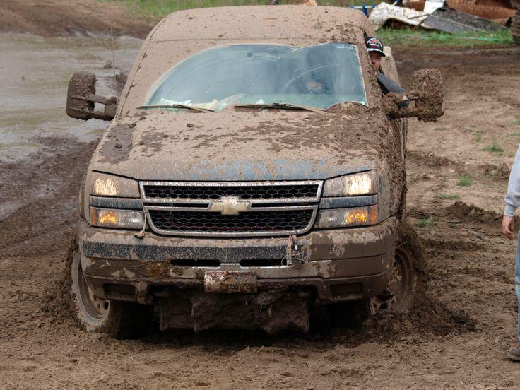 mud runs mudder 336 chevrolet silverado lifted truck