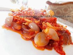 Resep Sambal Bawang   Resep Masakan Indonesia (Indonesian Food Recipes)