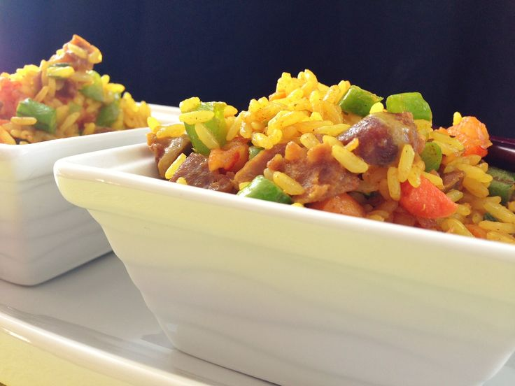 fried rice by afrolems nigerian style   #Rice #African #Nigerian