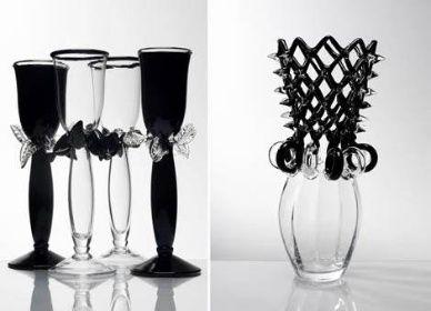 Vázy sklo • Bořek Šípek