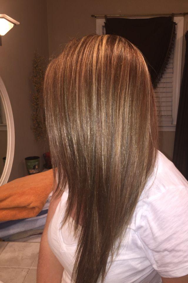 Color Amp Highlights 7w 7n Matrix Socolor Hair Amp Beauty