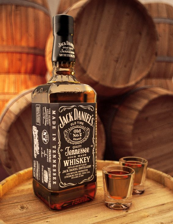 Jack Daniel's, Tennessee Whiskey