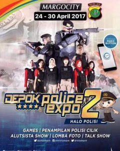 Adopsi Skck Online Sidoarjo Kapolresta Depok Launchingkan Di Event Depok Police Expo 2