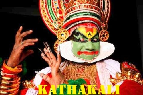 Kathakali – CLASSICAL DANCES OF INDIA