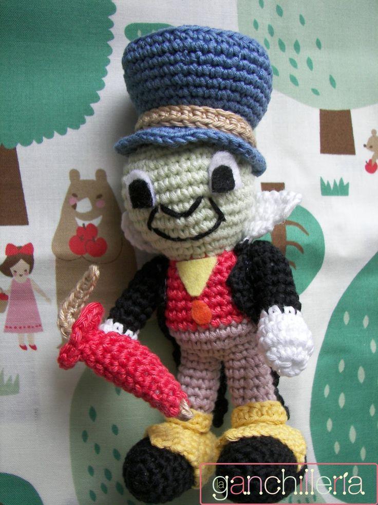 Amigurumi Dibujos Disney : Mas de 1000 imagenes sobre Amigurumis Disney y otros ...