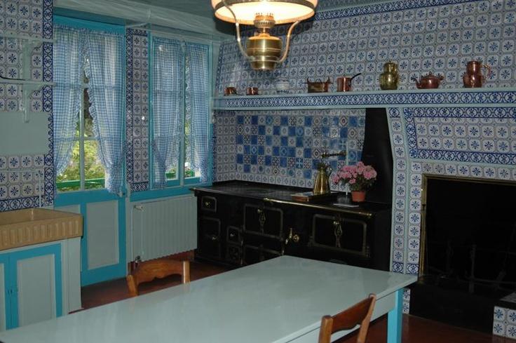 1000 images about blue white tiled kitchen on pinterest for Ab cuisine algerie