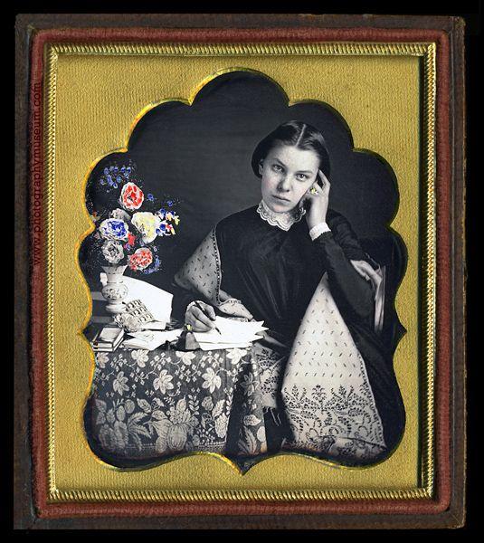 """""""Le Portrait Daguerrien en Amérique""""/""""The Daguerreian Portrait in America"""" (14 Sept – 1 Dec 2013)"""