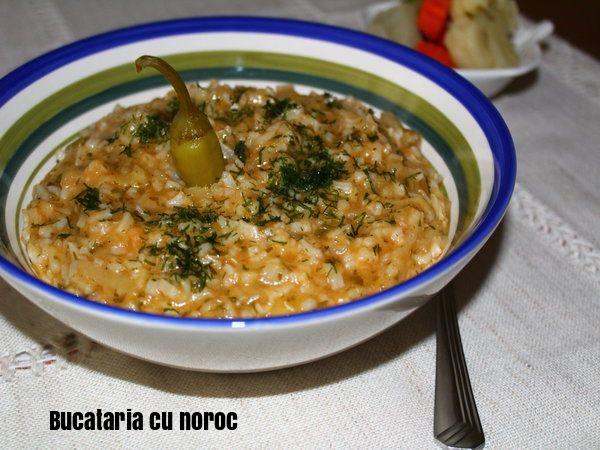 Varza cu orez - Bucataria cu noroc