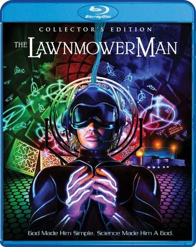 The Lawnmower Man [Collector's Edition] [Blu-ray] [2 Discs] [1992]