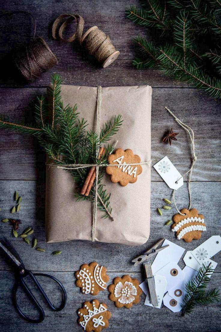 In 10 Schritten zum Weihnachtsfest im skandinavischen Stil. Hier lest ihr, wie i… – verpacken