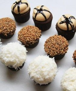 Is anything you mail order good? Cupcakes are!