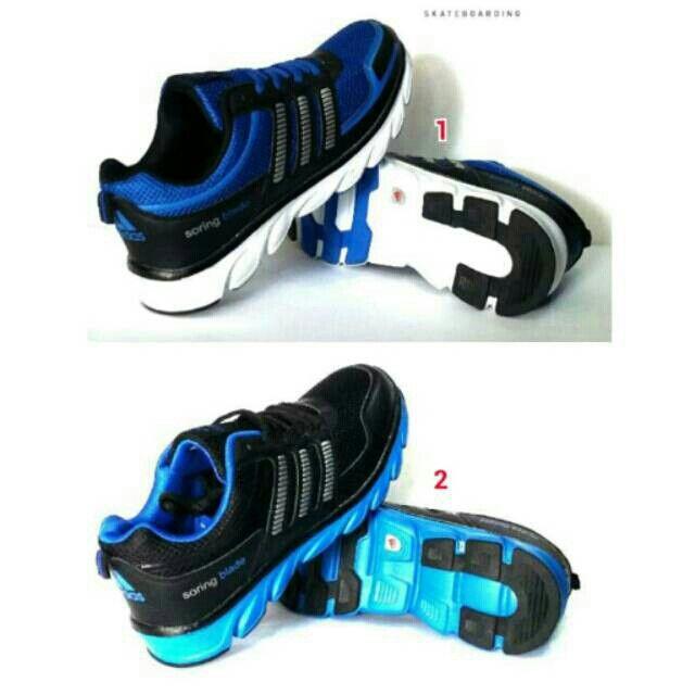 Saya menjual Sepatu ADIDAS Soring Blade Pria Olahraga Jogging Running Lari Outdoor Lapangan Kuliah Kampus Jalan seharga Rp274.000. Dapatkan produk ini hanya di Shopee! https://shopee.co.id/sepatu_dan_jam_tangan/11946191 #ShopeeID
