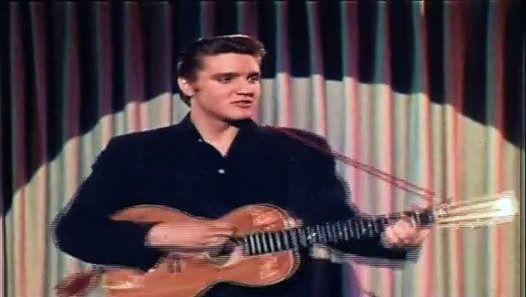 Vizionează filmul «Elvis Presley - Blue Suede Shoes» încărcat de Herbst Stefan pe Dailymotion.