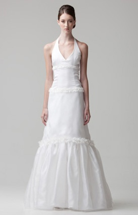 Great Destination Wedding Gown! Justina McCaffrey 1010 Leah Couture Bridal Gown