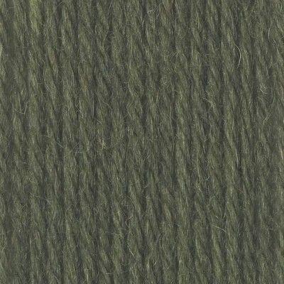 Patons Wool DK in Olive: 100% new wool DK weight yarn